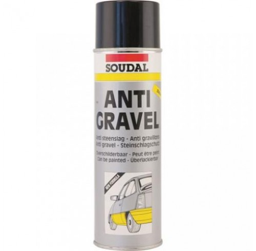 SPRAY ANTIGRAVILHA HS PRETO/CINZA 400ML