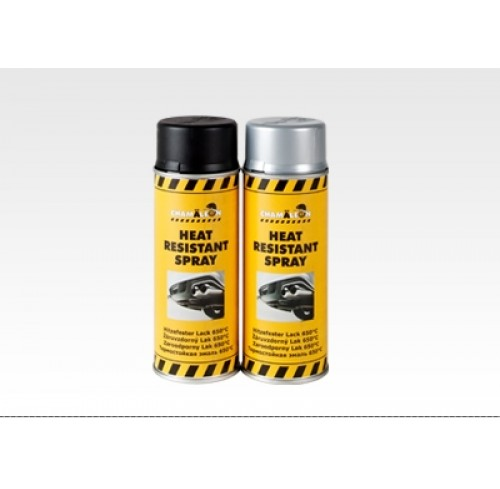 SPRAY ALTA TEMPERATURA PRATA 650 GRAUS - 400ML