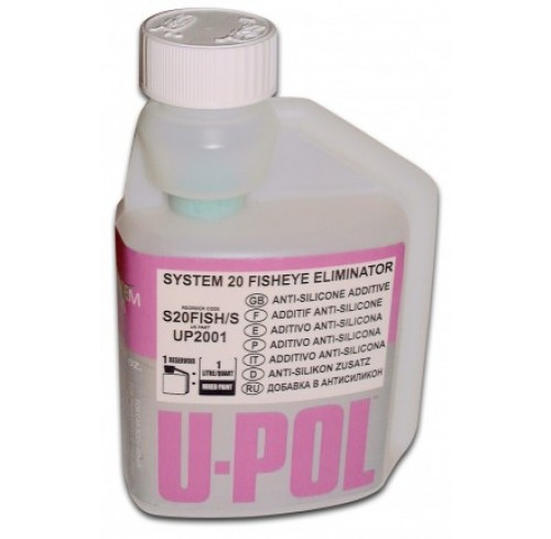 ANTISILICONE 250ML - UPOL