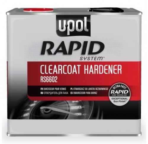 ENDURECEDOR RAPID HARDENER U-POL 2,5L