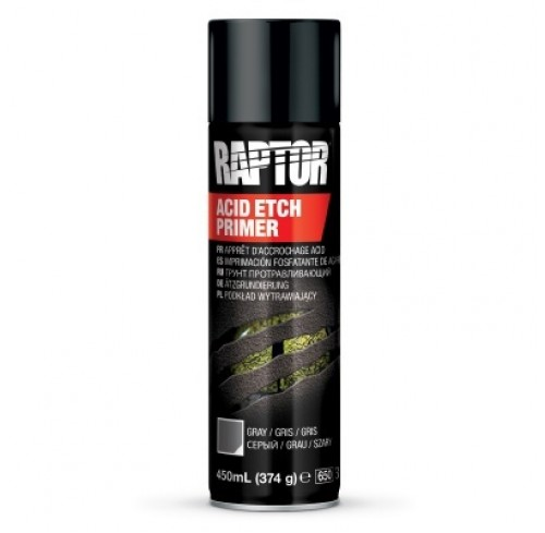 UPOL - WASH-PRIMER RAPTOR 450 ML