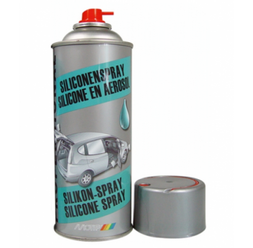 SPRAY DE SILICONE MOTIP - 400ML
